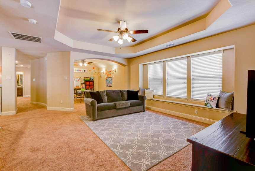1232 Grant Upstairs living area